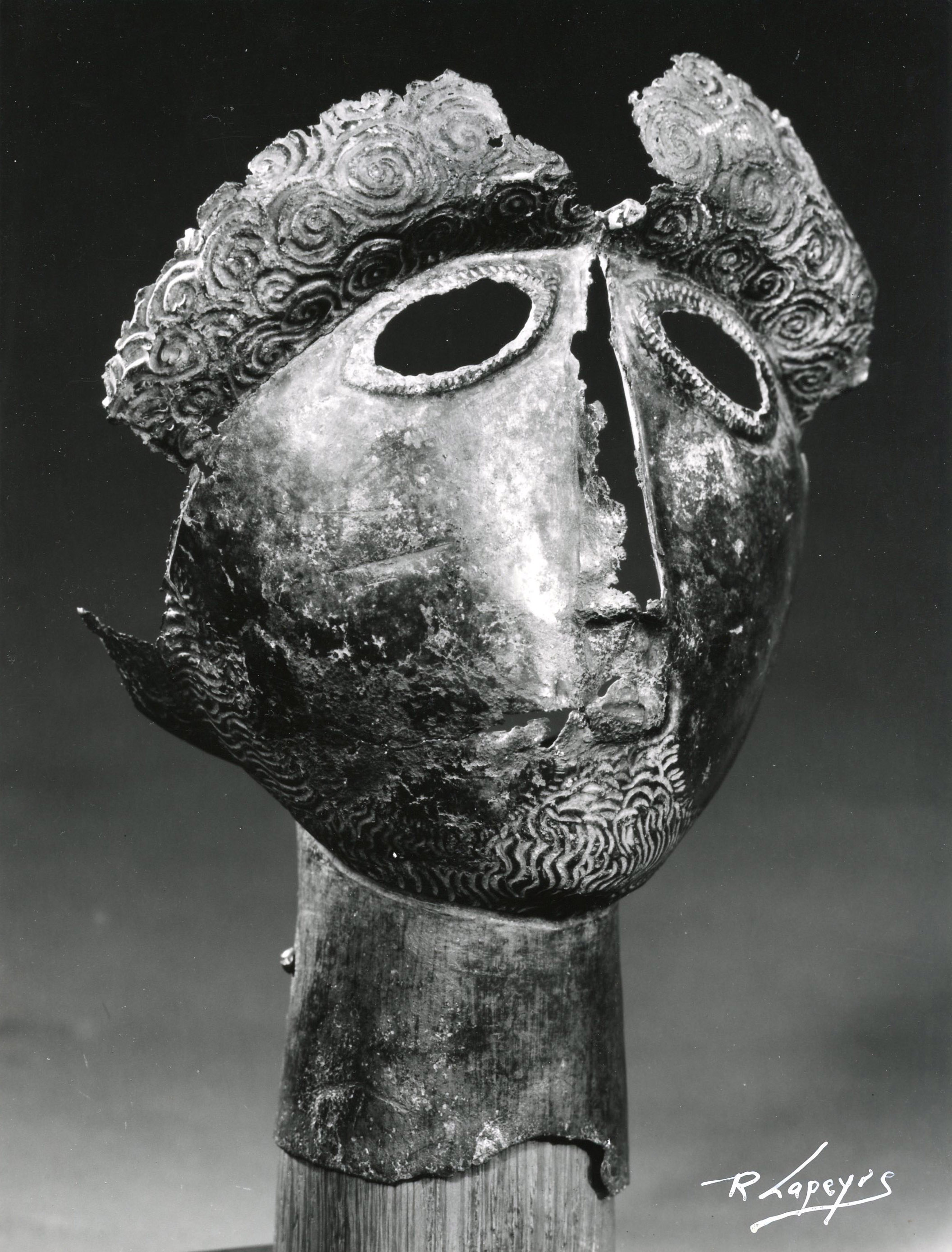 Mask of Montserie