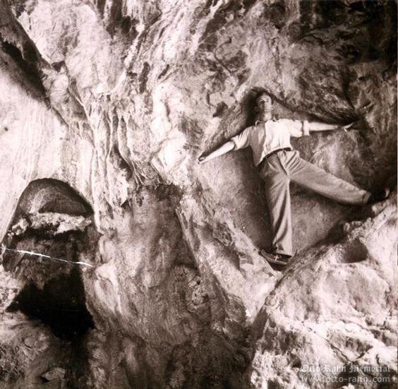 Rahn Bethlehem grotto