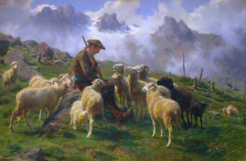 Rosa Bonheur Shepherd 2