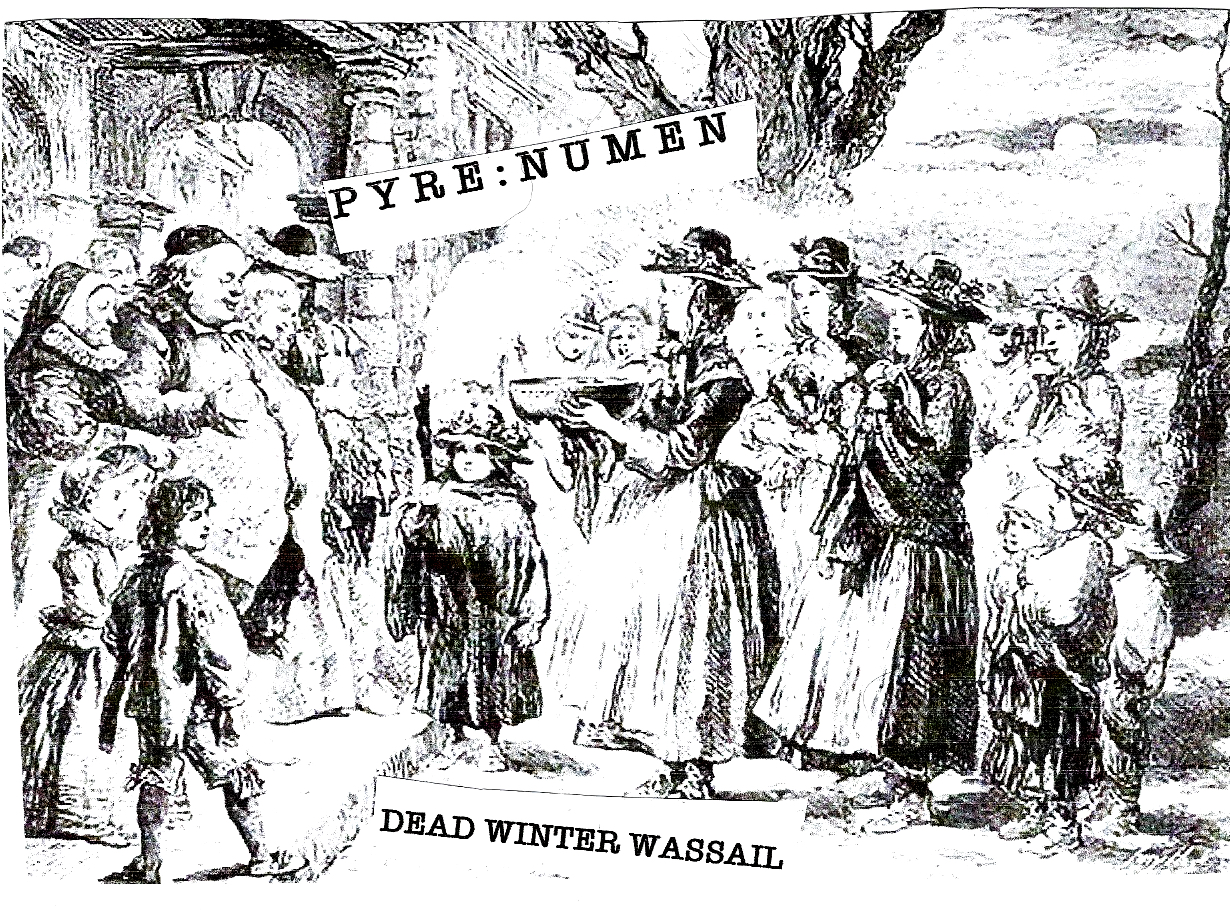 Dead Winter Wssail front cover