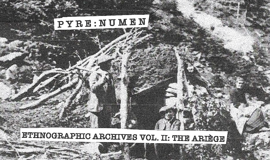 Ethnographic Archives Vol. II - The Ariege Cover