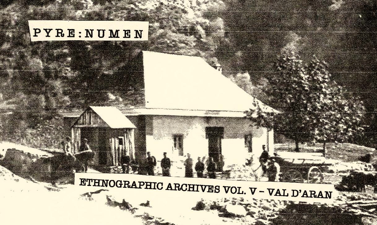 Ethnographic Archives Vol. V. - Val d'Aran