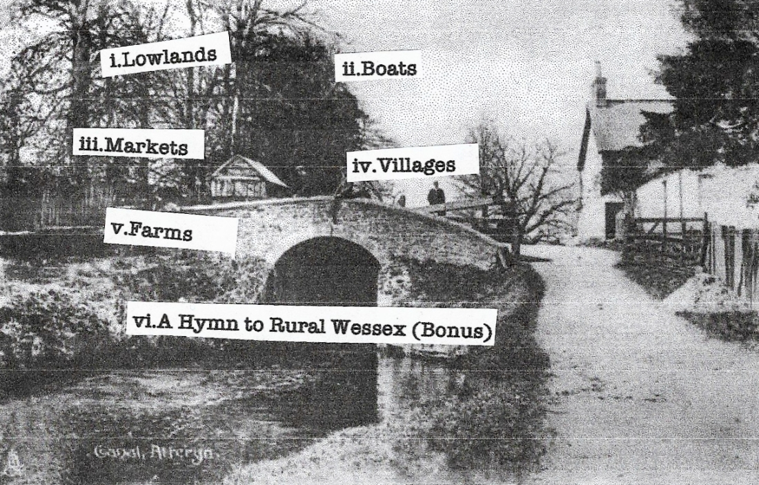 Rural Rides Back Cover